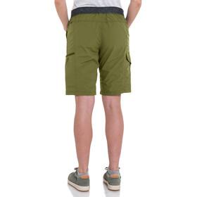 Schöffel Karatschi2 Pantaloncini Donna, verde oliva